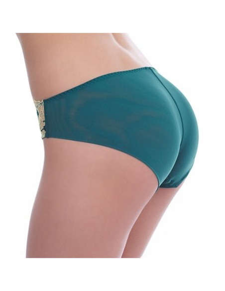 Slip Lace Affair Forest Green WACOAL