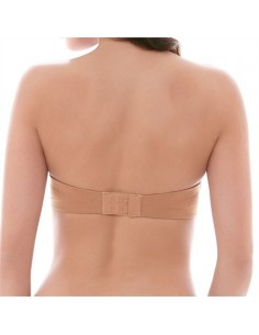 Soutien-Gorge Bandeau INTUITION TOASTED BEIGE - WACOAL