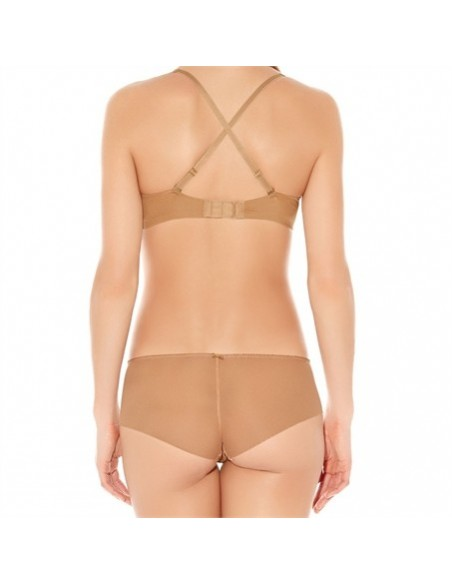 Soutien-Gorge Push Intuition Toasted Beige - WACOAL