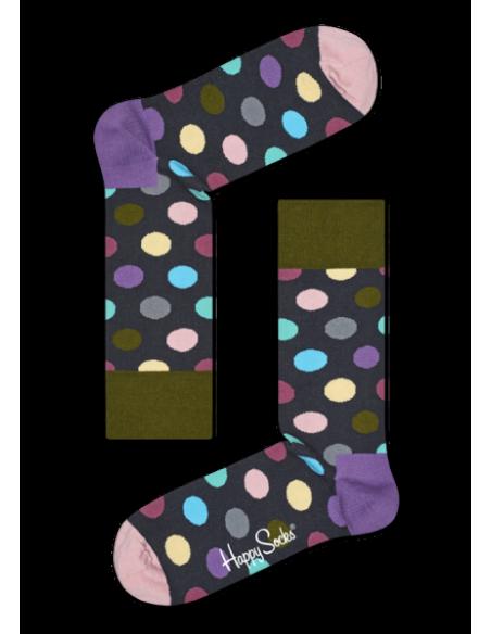 Boîte Cadeau 4 paires chaussettes STRIPE HAPPY SOCKS HSXSTR09-7000 HAPPY SOCKS