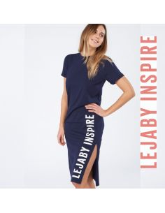 Robe T-Shirt SPORTY CHIC Lejaby Inspire Outremer