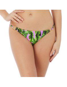 Bas de maillot slip bikini JUNGLE OASIS Freya swimwear