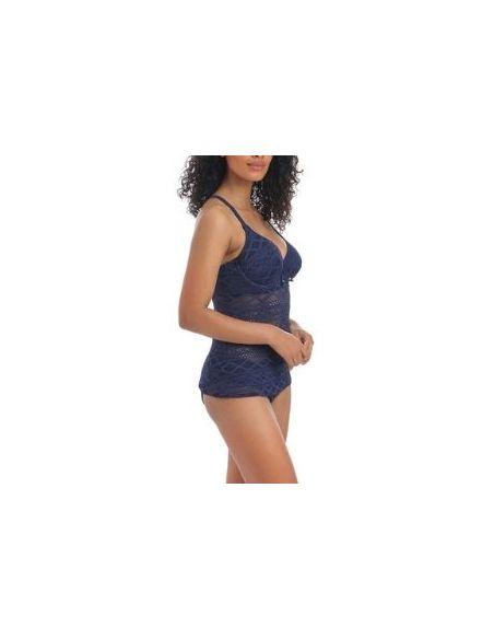 Haut maillot de bain Tankini avec armatures SUNDANCE - Freya denim