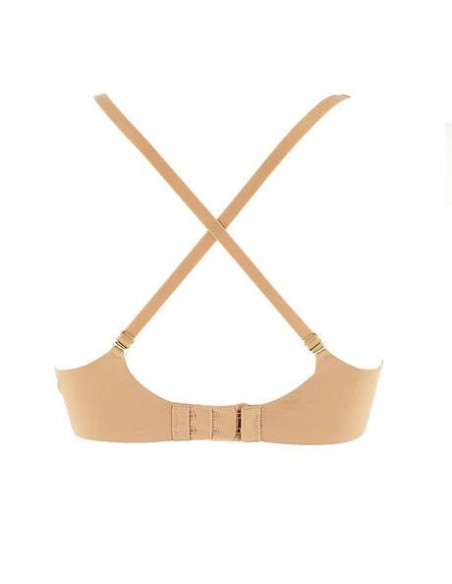 Soutien-Gorge Bandeau  INTUITION  WACOAL Toasted Beige