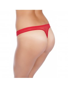 String B.SULTRY B TEMPT'D By WACOAL Tango Red Vanilla Ice