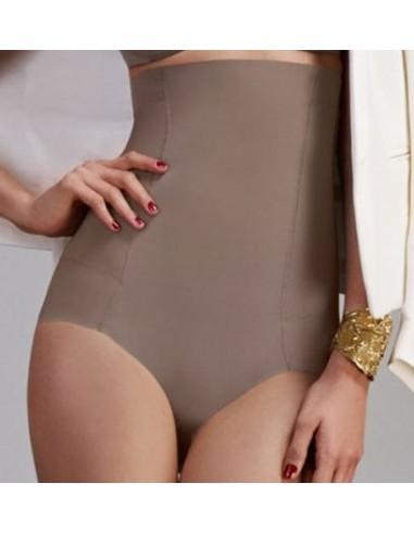 Gaine Culotte Haute Beauty Secret RESHAPE By WACOAL Taupe-Lingerie fine et Maillots de bain pour elle