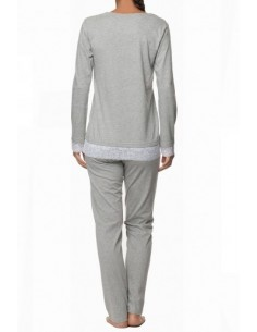 Pyjama DOTTY5 CANAT - Gris
