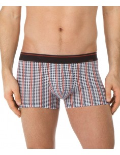 Boxer homme COLOR PRINTS CALIDA - Deep Blue
