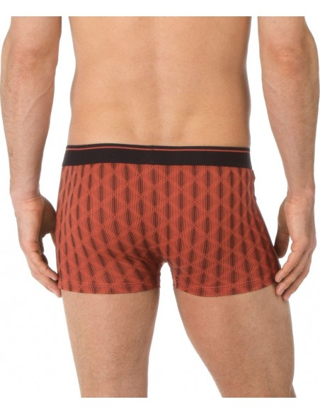 Boxer homme COLOR PRINTS CALIDA - Red 26111RED CALIDA