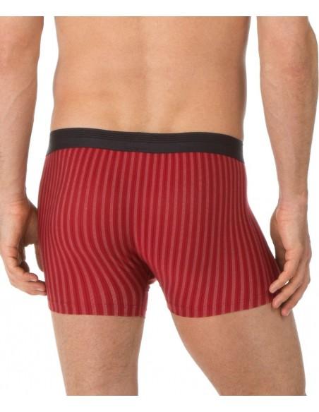 Boxer Homme KUNGSHOLMEN CALIDA Red dalia-Pour Lui, sous vêtements Homme