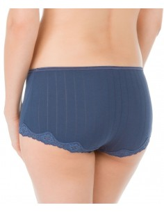 Shorty ETUDE CALIDA Dark denim