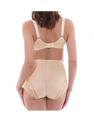 Culotte Haute ZOE Fantasie - Nude
