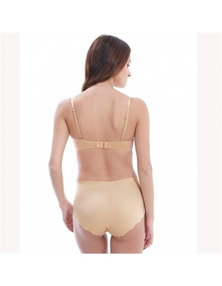 Culotte Taille Haute Galbant BEYOND NAKED RESHAPE BY WACOAL MACARON