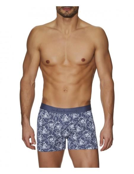 Boxer Toile de Jouy AUBADE MEN-Pour Lui, sous vêtements Homme