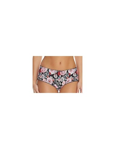 Shorty RETRO BLOOM FREYA - Noir AA1456BLK FREYA
