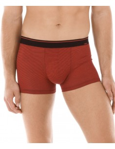 Boxer Homme COLORS EVOLUTION CALIDA Orange