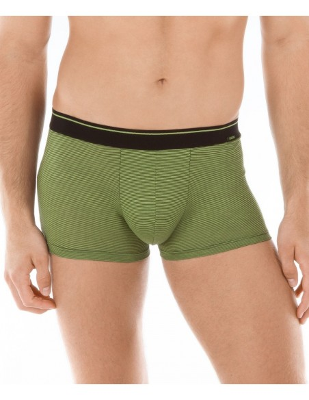 Boxer Homme COLORS EVOLUTION CALIDA Vert