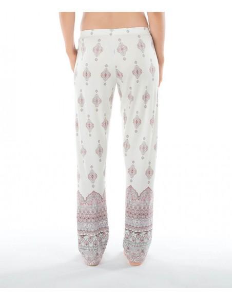 Pantalon FAVOURITES TREND CALIDA White-Lingerie fine et Maillots de bain pour elle