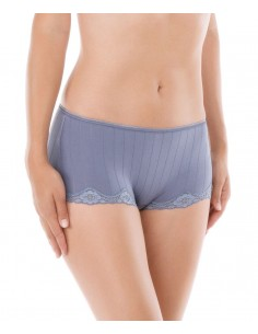 Shorty ETUDE CALIDA Bleu Granit