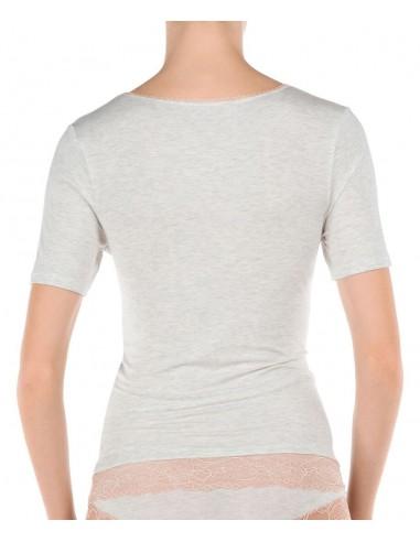 TShirt MADEIRA CALIDA - Soft Grey Nouveau