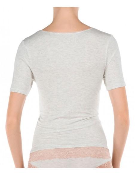 TShirt MADEIRA CALIDA - Soft Grey Nouveau 14308GREY CALIDA