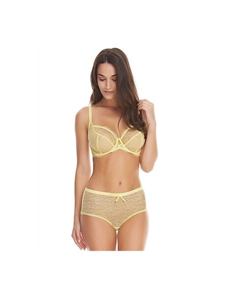 Soutien Gorge Plunge Armatures FREYA FANCIES - FREYA Lemon Sorbet AA1011LEE FREYA