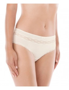 Short ALPINE CHIC - CALIDA - Milk Nouveau