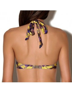 Soutien Gorge Push Up Maillot de Bain SONGE TROPICAL AUBADE
