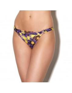 Slip bikini maillot de bain SONGE TROPICAL AUBADE