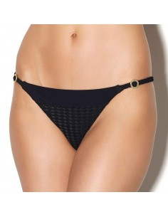 Slip bikini maillot de bain WILD AMAZONE AUBADE Noir