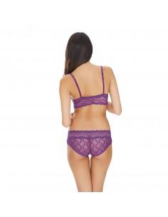 Brassière LACE KISS B.TEMPT'D By WACOAL - Violet Nouveau