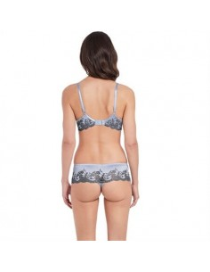 Soutien Gorge Contour LACE AFFAIR WACOAL Event. Grey