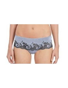 Tanga Lace Affair WACOAL Eventide Grey