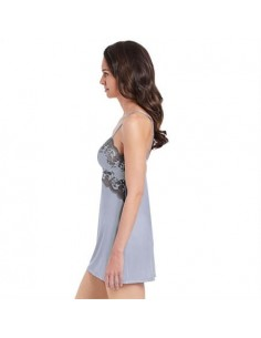 Nuisette LACE AFFAIR WACOAL Eventide Grey