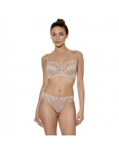 Soutien Gorge Grand Maintien EGLANTINE WACOAL Brown