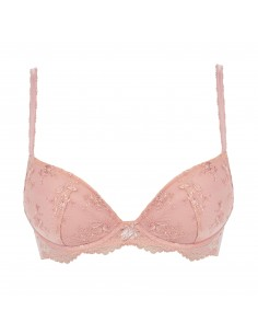 Soutien Gorge Paddé Push Up IRRESISTIBLE WACOAL Rose Cloud