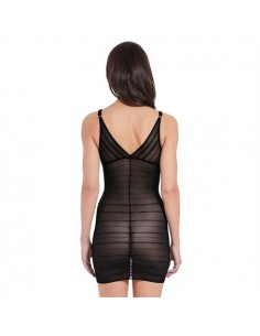 Robe gainante SEXY SHAPING Wacoal Noir