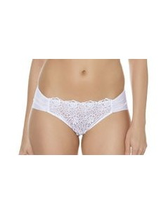 Shorty FLORE WACOAL Blanc