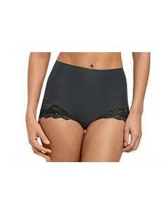 Culotte galbante Lace Perfection Charcoal Nouveau Wacoal