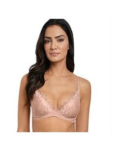 Soutien Gorge push up Lace Perfection Rose Nouveau Wacoal