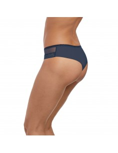 Tanga ETERNAL WACOAL Deep Blue Nouveau
