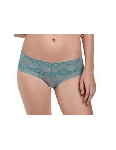 Shorty LACE KISS B.TEMPT'D By WACOAL Nouveau Blue smoke