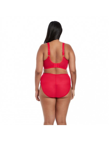 Soutien Gorge plunge stretch CHARLEY Elomi red-Lingerie fine et Maillots de bain pour elle