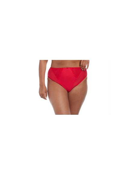 Culotte CHARLEY Elomi red-Lingerie fine et Maillots de bain pour elle