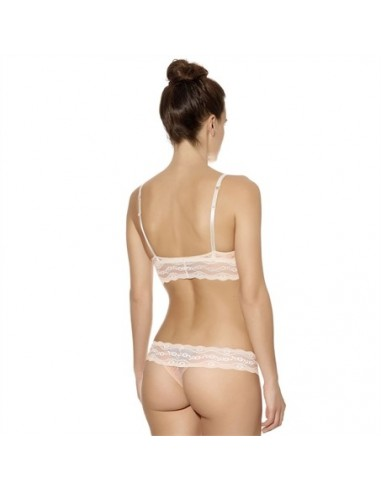 Brassiere Lace Kiss  NAUGHTY NAKED- B TEMPT'D