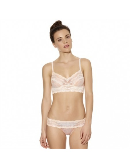 Brassière LACE KISS B Tempt'd by Wacoal Naughty Naked