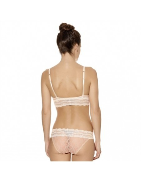 Brassiere Lace Kiss MOTHER OF PEARL- B TEMPT'D