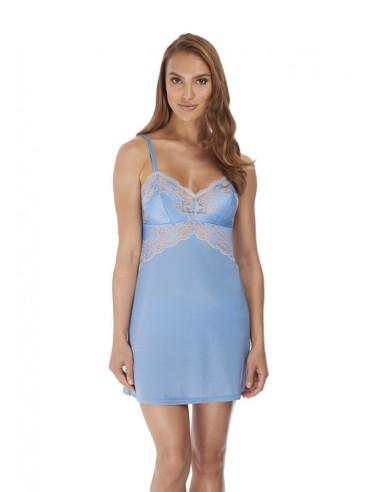Nuisette LACE AFFAIR WACOAL Bleu cashmere-Lingerie fine et Maillots de bain pour elle