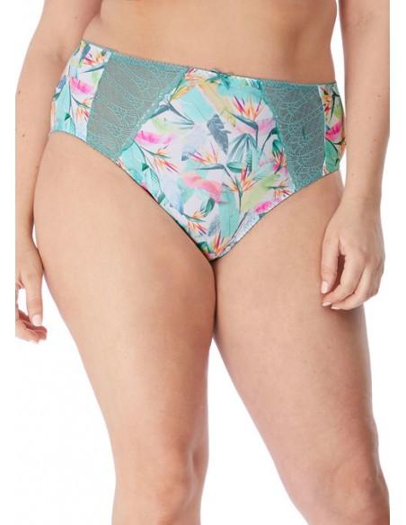 Culotte haute MARIELLA ELOMI Tropics-Lingerie fine et Maillots de bain pour elle