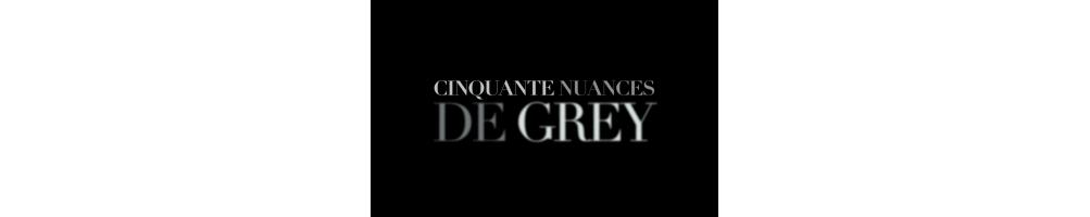 La marque de sextoys 50 NUances de Grey sur Ma Boite à Dessous